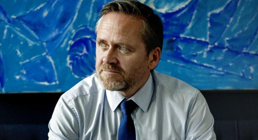 Fredag er udenrigsminister Anders Samuelsen (LA) vært for en højniveau-konference om fremtidens diplomati på Asiatisk Plads i København. Arkivfoto.
