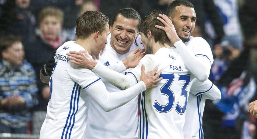 Arkivfoto. FC København kan komme længere end til Amsterdam i Europa League, vurderer fodboldkommentator.