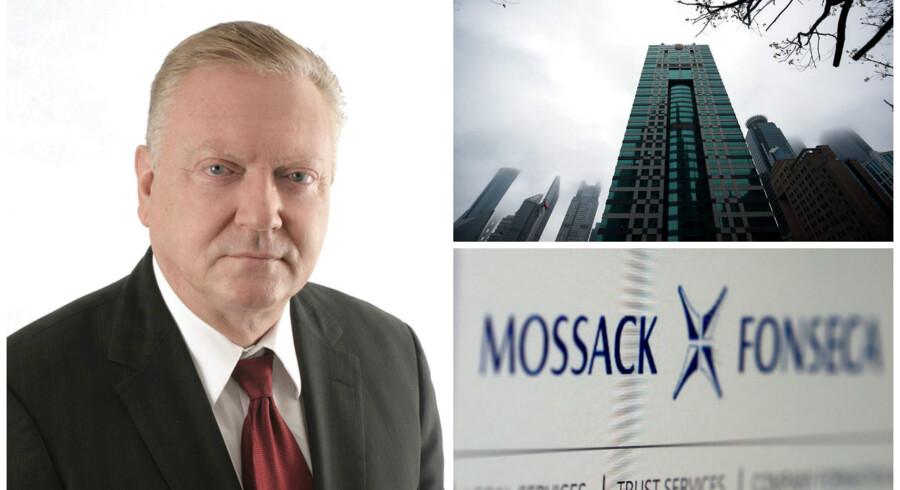 Jürgen Mossack stiftede i 1977 sammen med Ramón Fonseca advokatselskabet Mossack Fonseca, der kom i hele verdens søgelys, efter at en eller flere personer har lækket 11,5 mio. dokumenter om selskabets kunder fra hele verden.