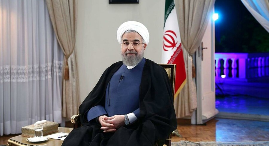 Hassan Rouhani håbede, at væksten i Iran ville stige med 8 pct. Dog er der ifølge den Internationale Valutafond (IMF) stadig langt til målet, og spår at væksten i Iran kun vil stige med 0,6 pct. i år.