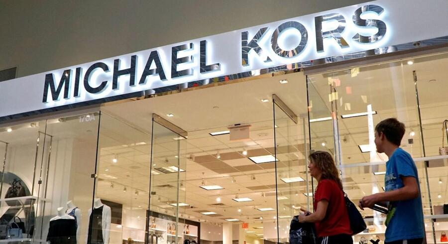 Arkivfoto: Michael Kors.