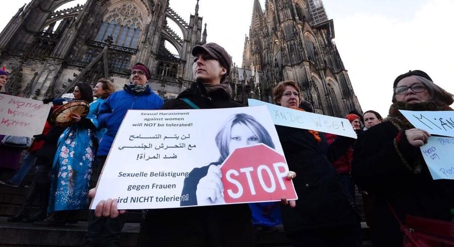 Tyskland strammer lov om voldtægt, så definitionen på sexforbrydelser bliver bredere.