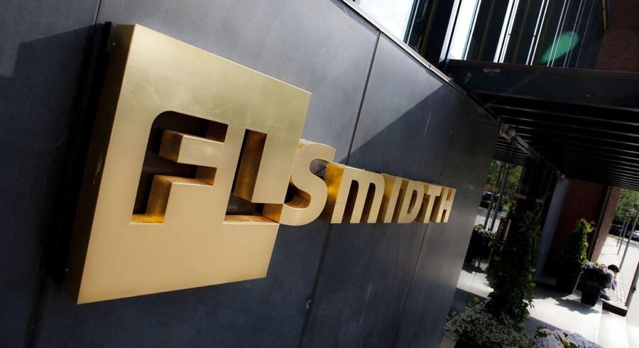 Den finske FLSmidth-konkurrent Outotec, der blandt andet tjener sine penge på at levere udstyr og services til den globale mineindustri, måtte se ordreindgangen falde i tredje kvartal trods bedre markedsforhold