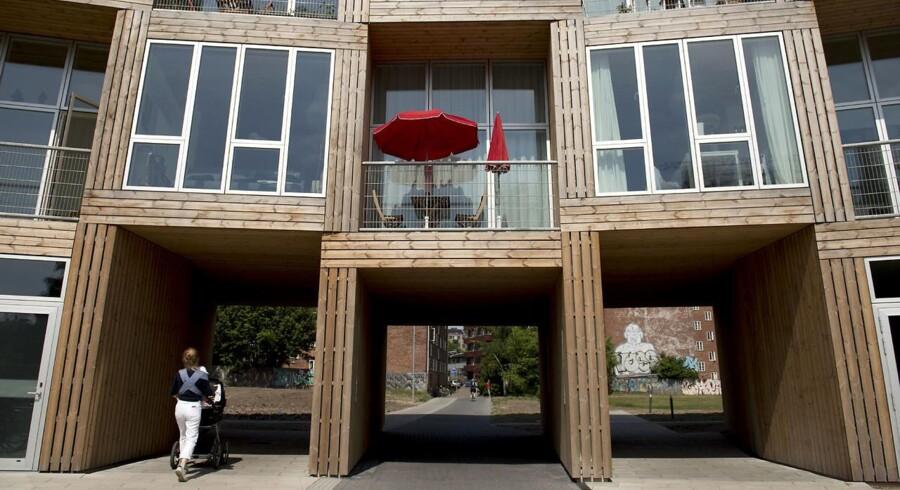 BIG har tegnet et nyt boligbyggeri til det københavnske nordvestkvarter.