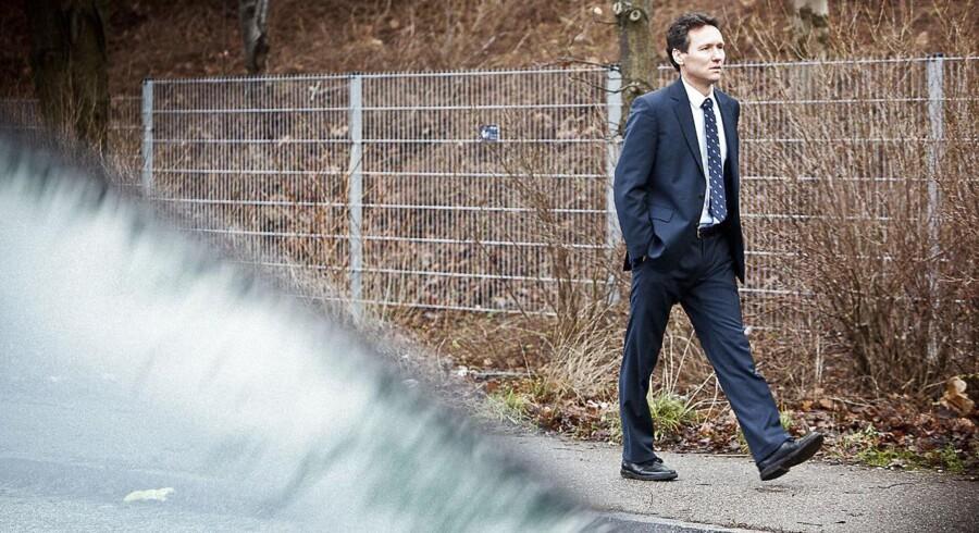 Netto offentliggjorde torsdag, at de har fyret deres topchef gennem 11 år, Claus Juel-Jensen.