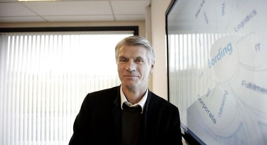 Hans Therp, der er adm. direktør i Bording. Foto: Liselotte Sabroe