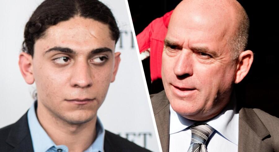 Søren Espersen vil ikke anlægge injuriesag mod Yahya Hassen - selv om denne har erklæret, at Søren Espersen har været medlem af »Nazistforbund«..