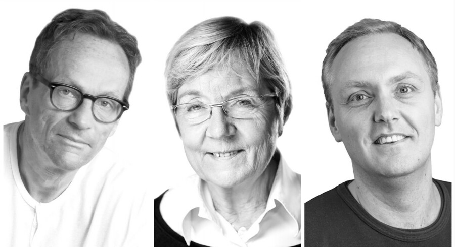 Foto: Steen Brogaard, Christian Have og Claus Strue Frederiksen.