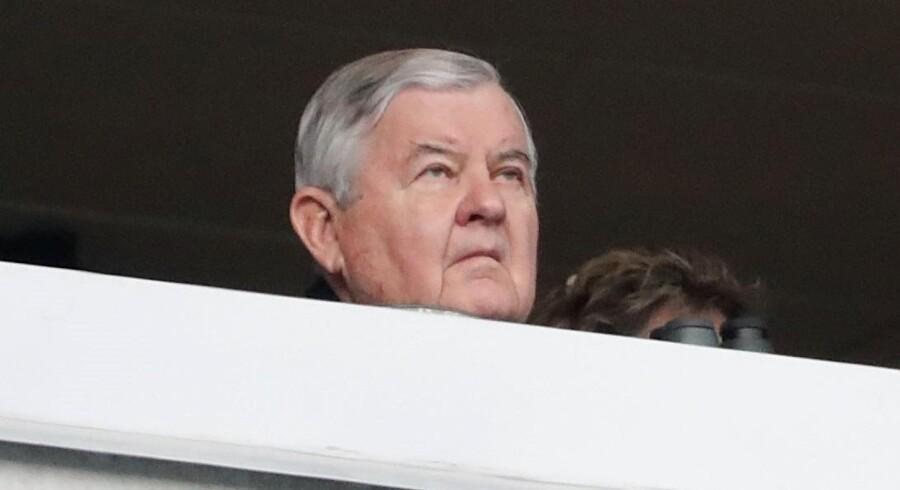 Panthers' ejer vil sælge holdet efter slutningen af sæsonen. Scanpix/Streeter Lecka
