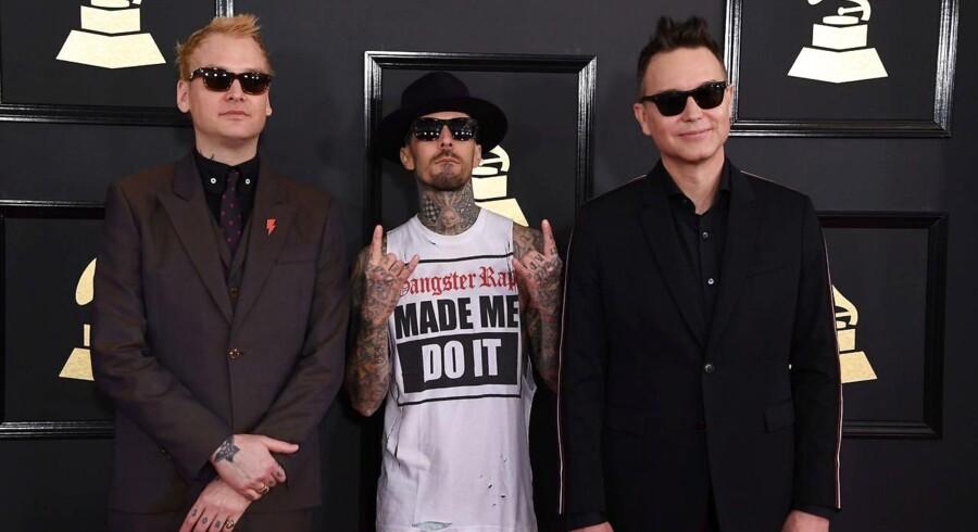 Blink-182 aflyser deres koncert på Roskilde Festival, oplyser festivalen. Festivalen har allerede været ramt af en aflysning fra den amerikanske hip-hop-gruppe A Tribe Called Quest.