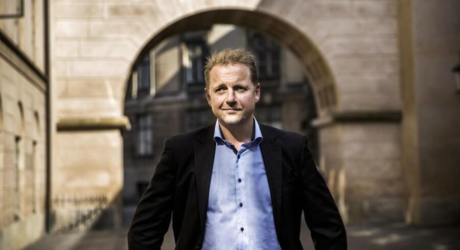 Integrationsordfører Martin Geertsen (V).