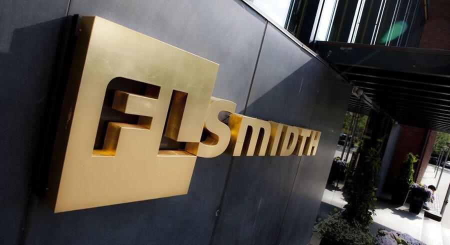 Arkivfoto. FLSmidth henter femårig driftskontrakt i Marokko