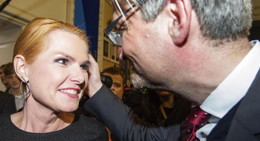 Inger Støjberg (V) har de seneste år vakt opsigt med en række opsigtsvækkende indslag i udlændingedebatten, hvor hun ifølge iagttagere har været legemliggørelsen af Venstres skrappere kurs over for udlændinge.