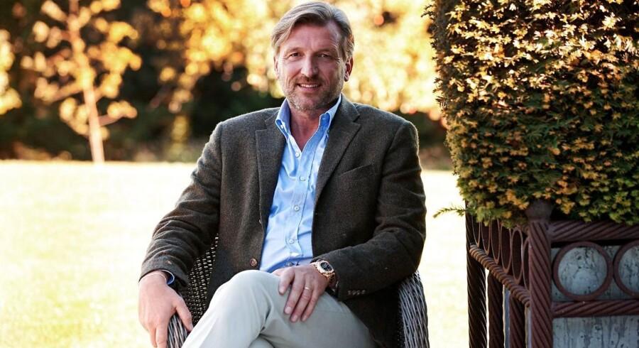 Erhvervsmanden René Sindlev.