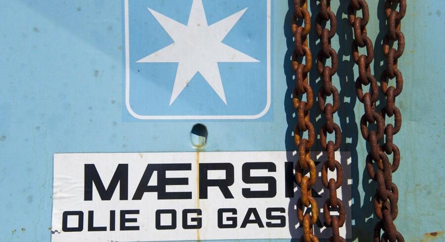 Maersk Oil køber sig ind i en række afrikanske olielicenser.