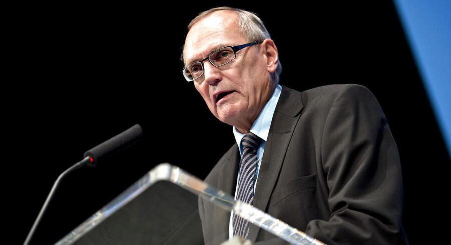 Arkivfoto: Formand for Danske Regioner, Bent Hansen (S).