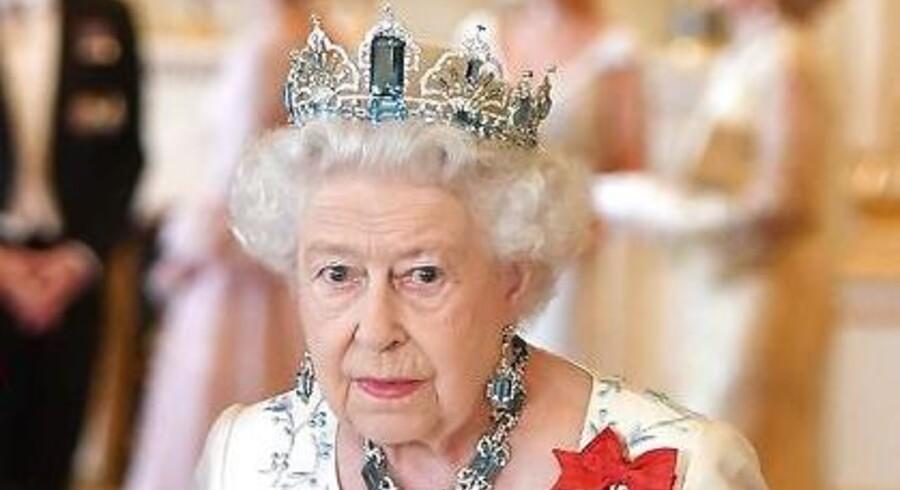92-årige dronning Elizabeth (her fotograferet sidste år) passer stadig sine royale pligter, men måtte i sidste uge melde afbud til en gudstjeneste på grund af sygdom.