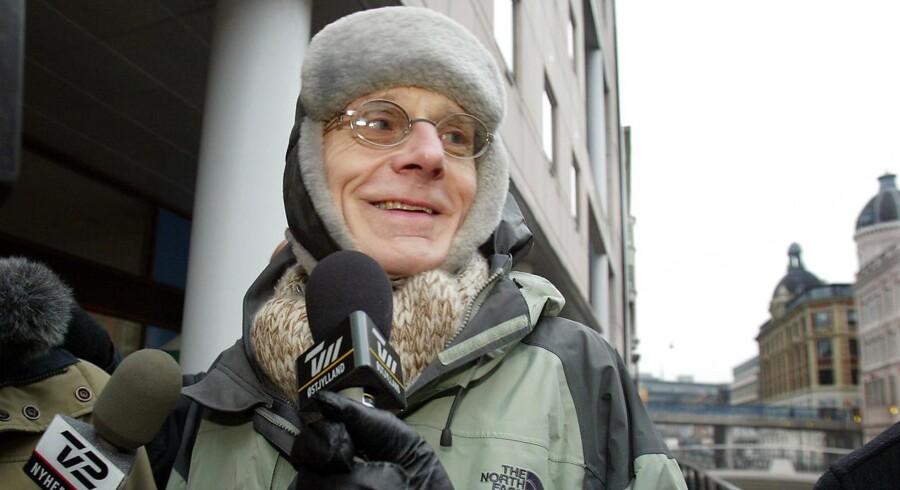 Mogens Amdi Petersen. Arkivfoto.