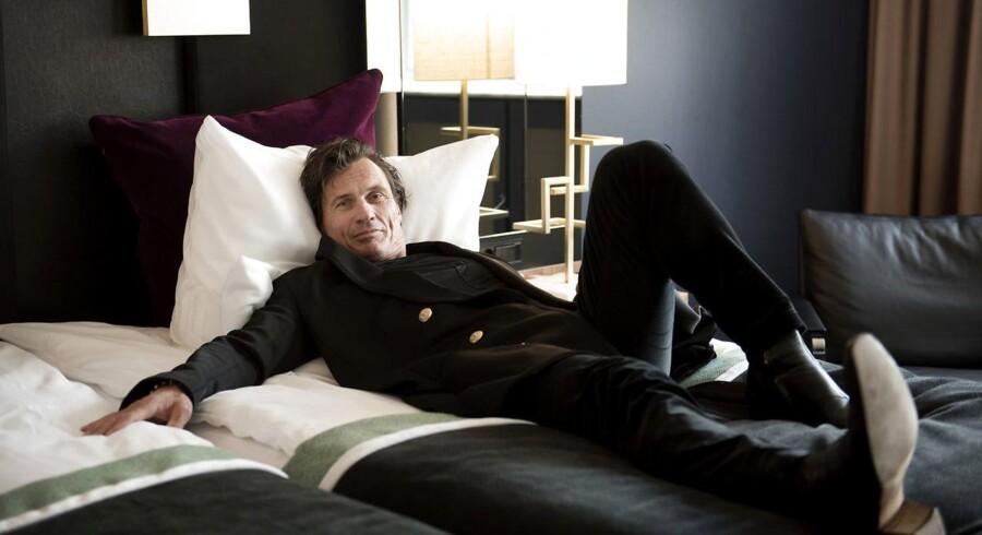 Den norske hotelkonge Petter Stordalen er manden bag hotelkæden Nordic Choice Hotels - og nu også forlægger.