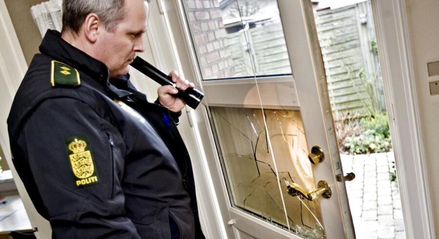 En offerundersøgelse fra 1987 viser, at det dengang var hver fjerde dansker, der oplevede at blive offer for en kriminel handling. Siden er der sket et fald på mere end 40 procen.