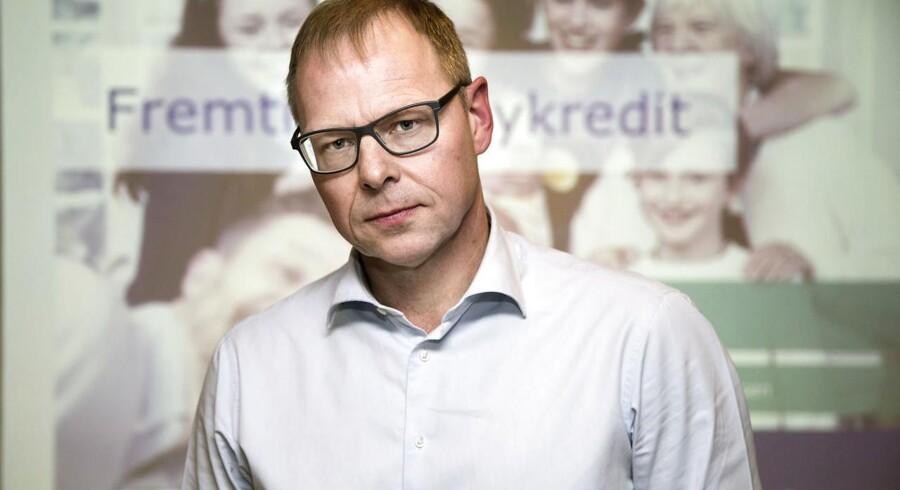 Nykredits koncernchef Michael Rasmussen