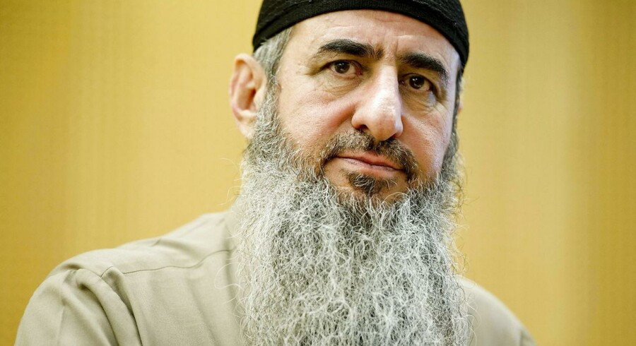 Mullah Krekar er nu løsladt.