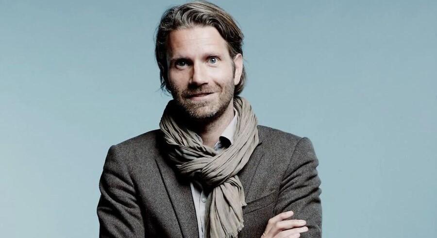 Meik Wiking, direktør for Institut for Lykkeforskning.