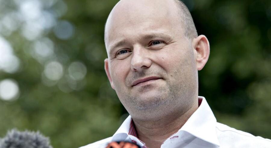 Søren Pape Poulsen, formand de Konservative