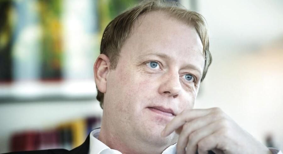 Chefen for Bagmandspolitiet, Morten Niels Jakobsen, har netop rejst sigtelse mod et større, dansk selskab for bedrageri.