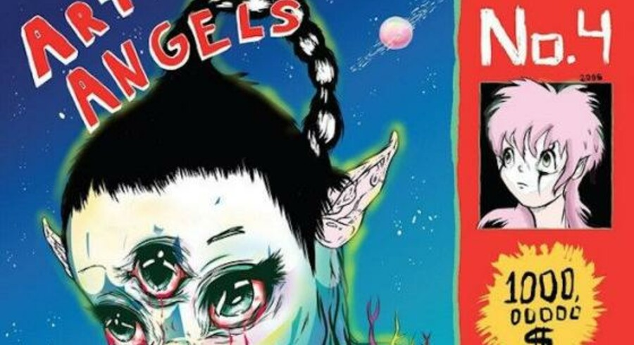 Grimes: »Art Angels«