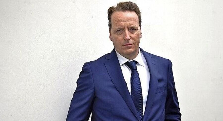 Den konkursramte Probana-direktør Peter Sonne Joensen har indtil nu ikke villet tale med kurator.