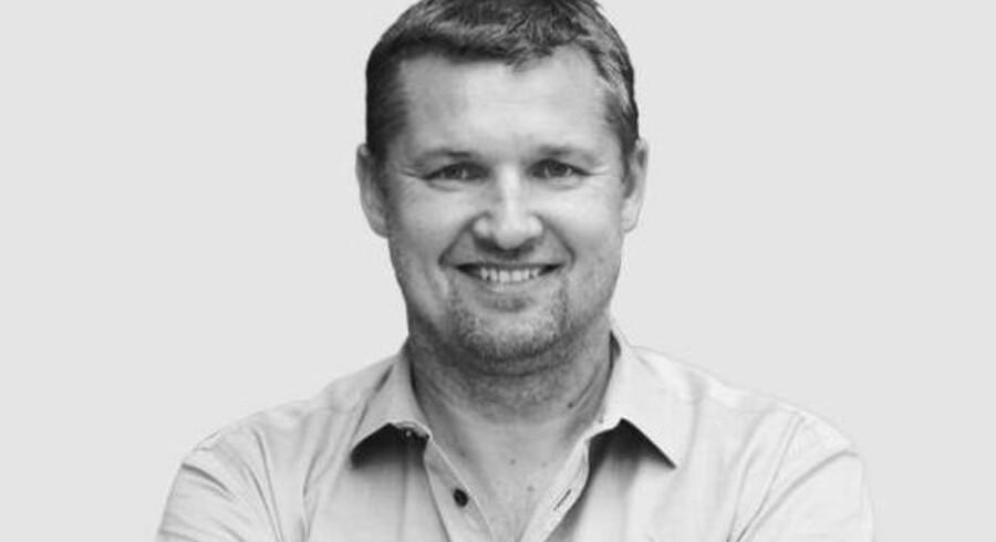 Juha Christensen, som har en solid historie blandt iværksættere, har solgt halvdelen af sit selskab Cloudmade. Arkivfoto: Cogniance