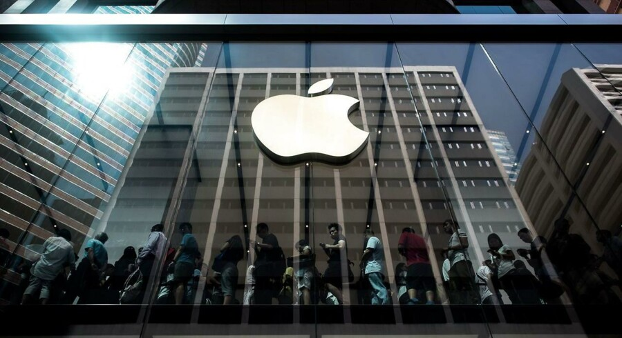 Apple er en eftertragede arbejdsplads, men det er svært at komme med på holdet.
