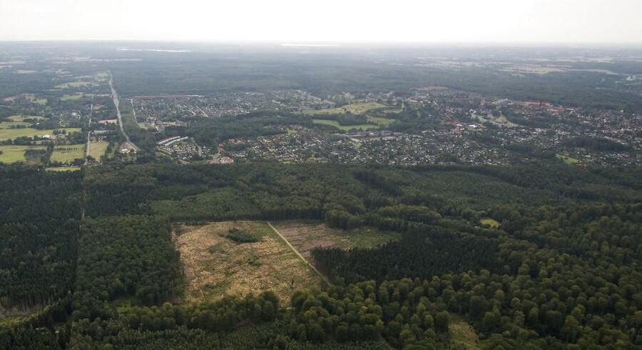 Gribskov Kommune er kommet i problemer.