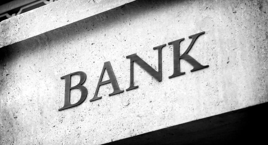 Jutlander Bank har haft tilbagegang i indtjeningen.