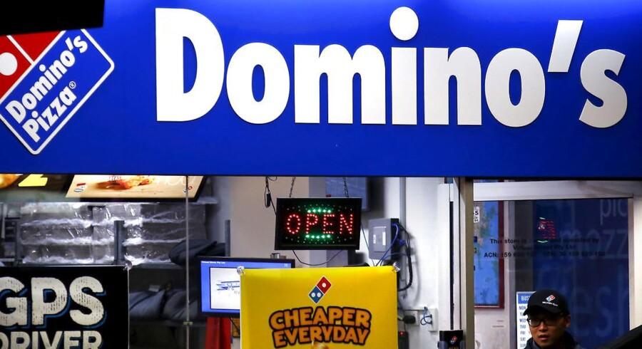 Pizzasælgeren, der er etableret i 1960, har i dag mere end 13.200 butikker i mere end 80 markeder verden over.