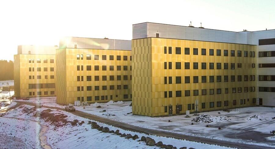Det Aarhus-baserede artikentfirma, Arkitema, står blandt andet bag det norske Østfold Sygehus