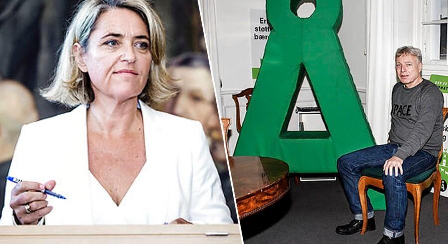 Pernille Schnoor skifter fra Liste A til Liste Å.