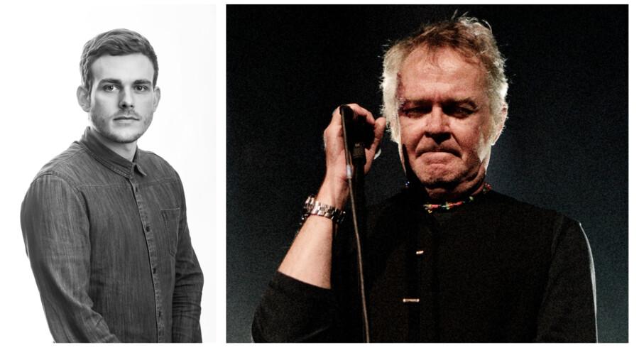 C.V. Jørgensens seneste udgivelse er livealbummet »Sange fra scenen« fra 2012.