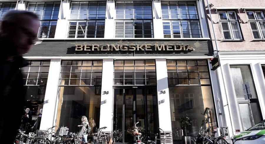 Berlingske Media i Pilestræde i København