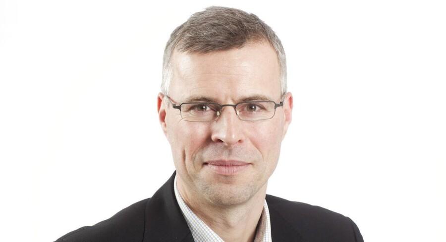 Politisk kommentator Thomas Larsen.
