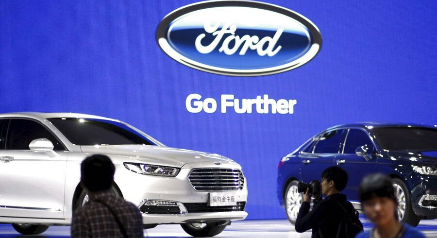 Ford vil ind på el-bilmarkedet. I omegnen af 30 milliarder planlægger den amerikanske bilgigant at investere i el-biler.