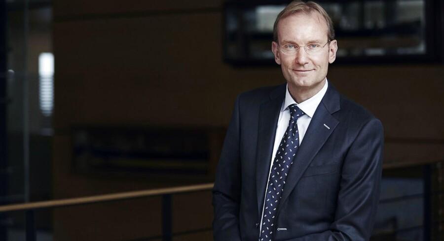 Rederiet DFDS, rammes ikke voldsomt på indtjeningen af den pundsvækkelse, der er sket og måske sker fremadrettet oven på den britiske EU-afstemning. Det forklarer koncernens topchef, Niels Smedegaard, til Ritzau Finans.
