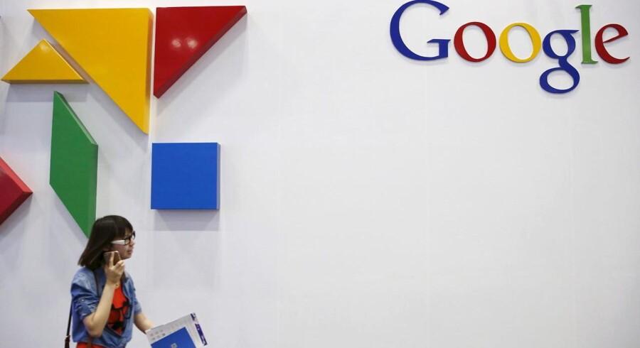 Google har sikret sig leverancer de næste ti år fra de nye vindmøller.