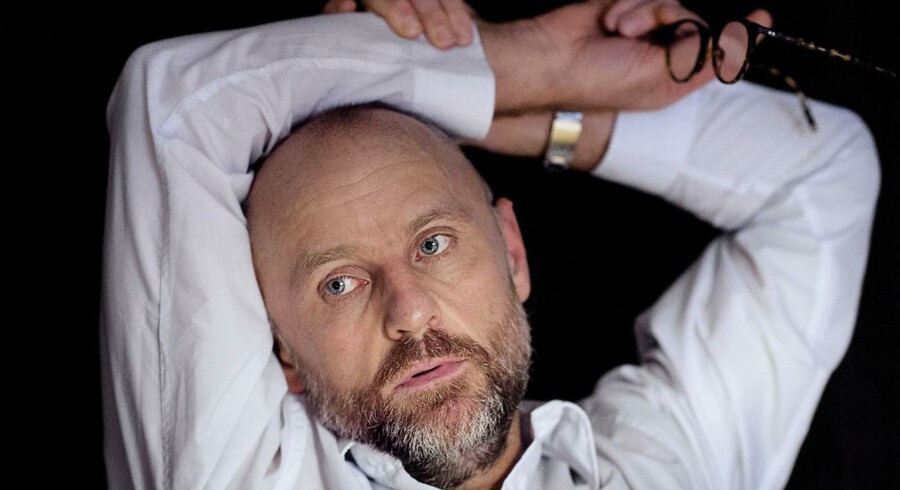 Tidligere chefredaktør Henrik Qvortrup er blevet tiltalt i Se og Hør-sagen. (Foto: Claus Bech)