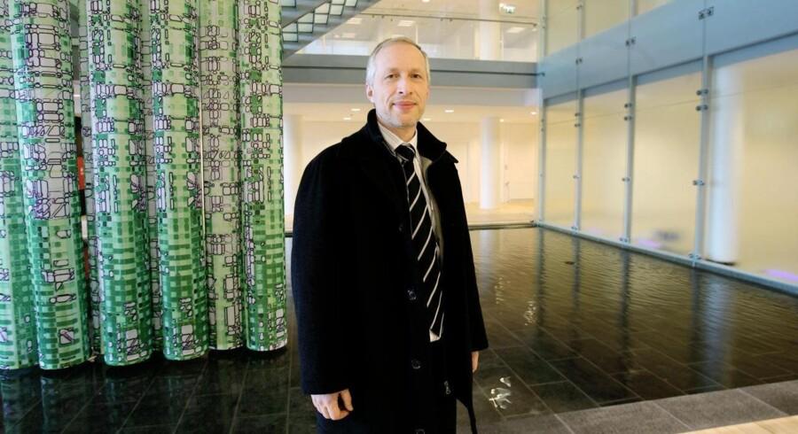 Jens Sørensen, der var direktør for inddrivelse i Skat, er hjemsendt sammen med tre andre chefer, mens Skats øverste direktør og Skatteministeriets departementschef er gået fri. Arkivfoto: Carsten Ingemann