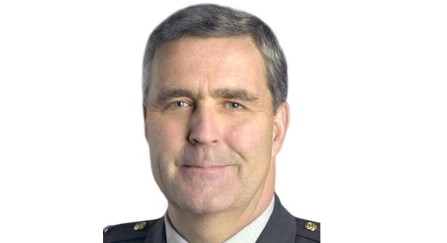 Douglas Lute USAs NATO-ambassadør