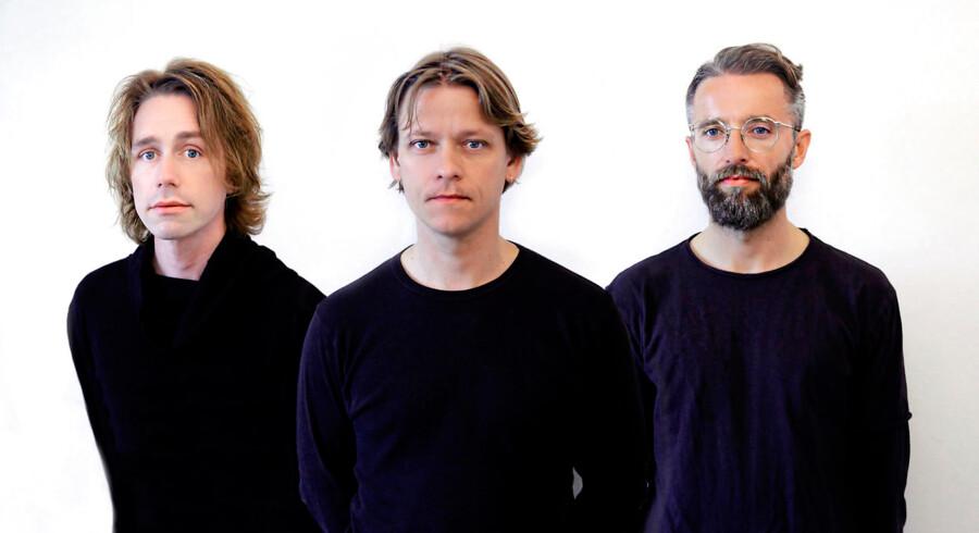 Danske Mew er aktuelle med det nye album »Visuals«