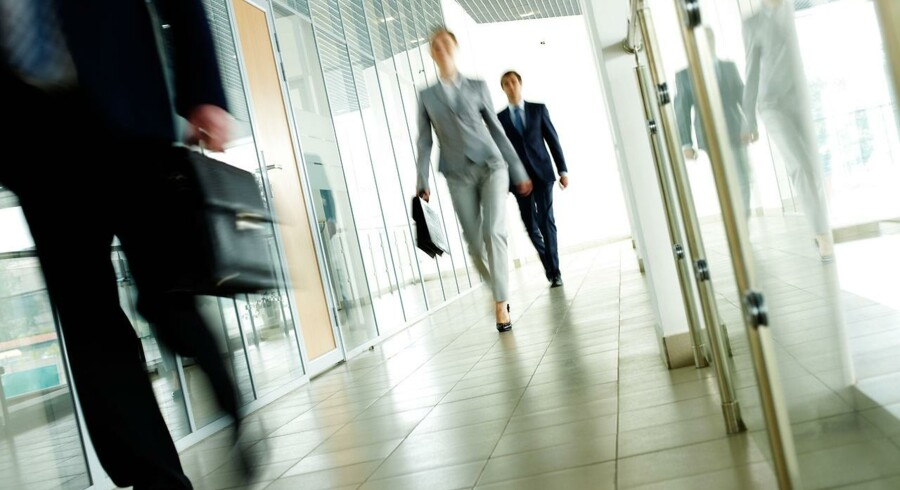 Danmarks Statistik opgør beskæftigelsen i 11 forskellige brancher, og der er plus på kontoen i stort set samtlige brancher. Der er kommet lidt over 14.000 nye job inden for handel og transport. Den branche er derved topscoren, når det gælder om at få danskerne i arbejde. Foto: Iris.