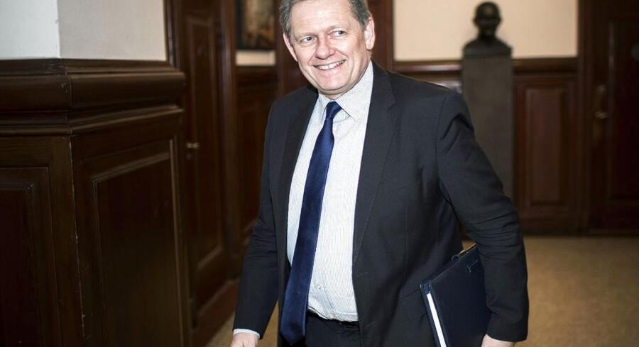 Lars Barfoed (C) kritiserer sit partis kampagne.